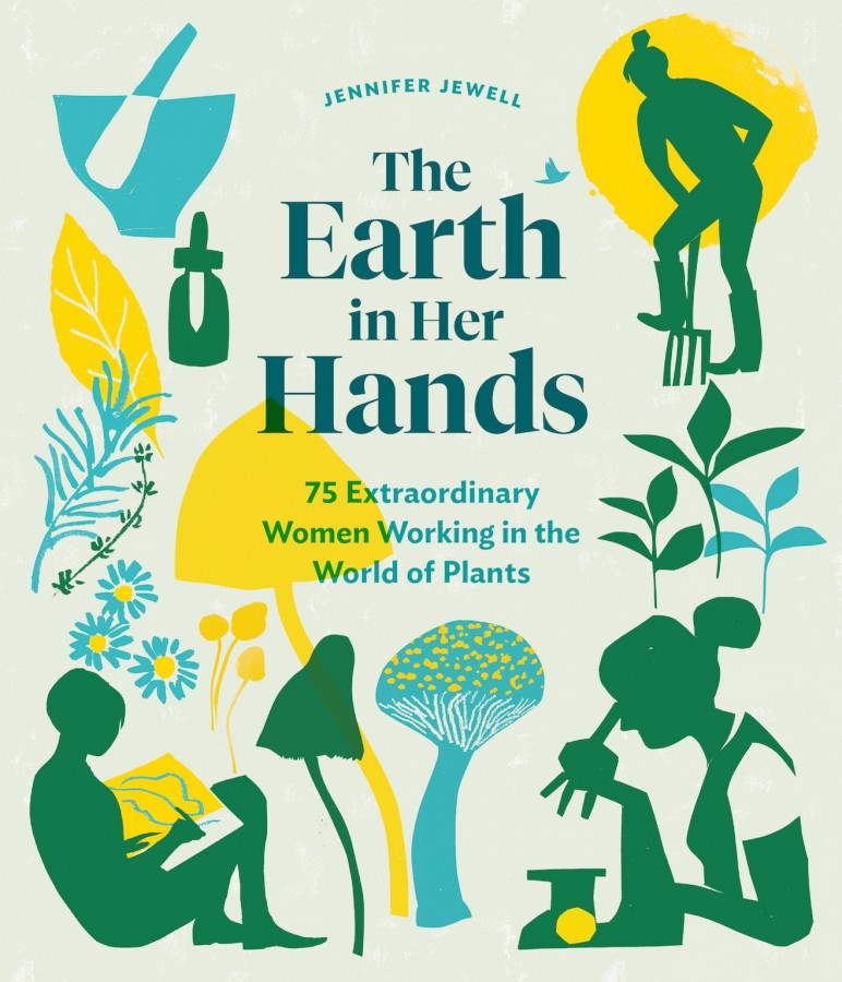 「The Earth in Her Hands 」発売のお知